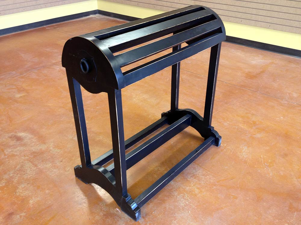 Saddle Rack from Ranch Rack